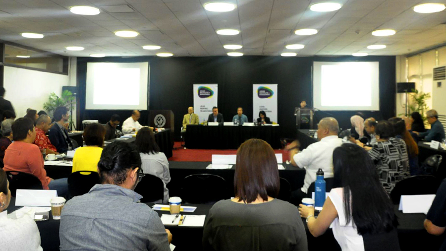 Conference at AIM Highlights Results of 3-Year Study on OFWs by OWWA and AIM
