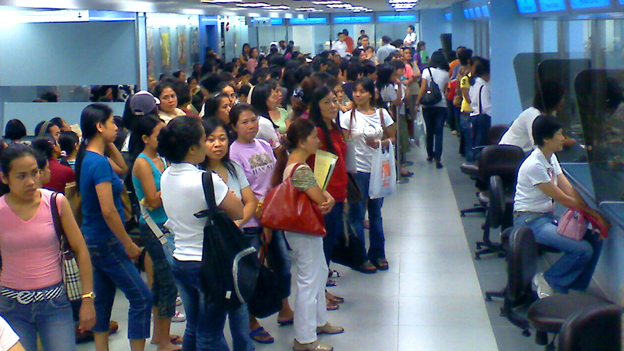 POEA warns OFWs on job offers from a third country
